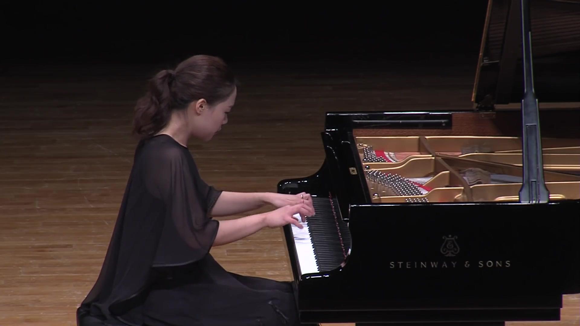 【YouTube搬运】Yeol Eum Son 演奏 Alkan: Le festin d'Esope, op.39 no.12 【宋悦云演奏阿尔坎伊索的晚宴】