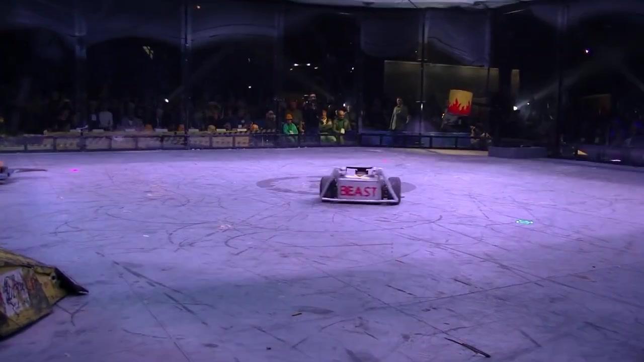 【robot wars】机器人大擂台俄罗斯赛