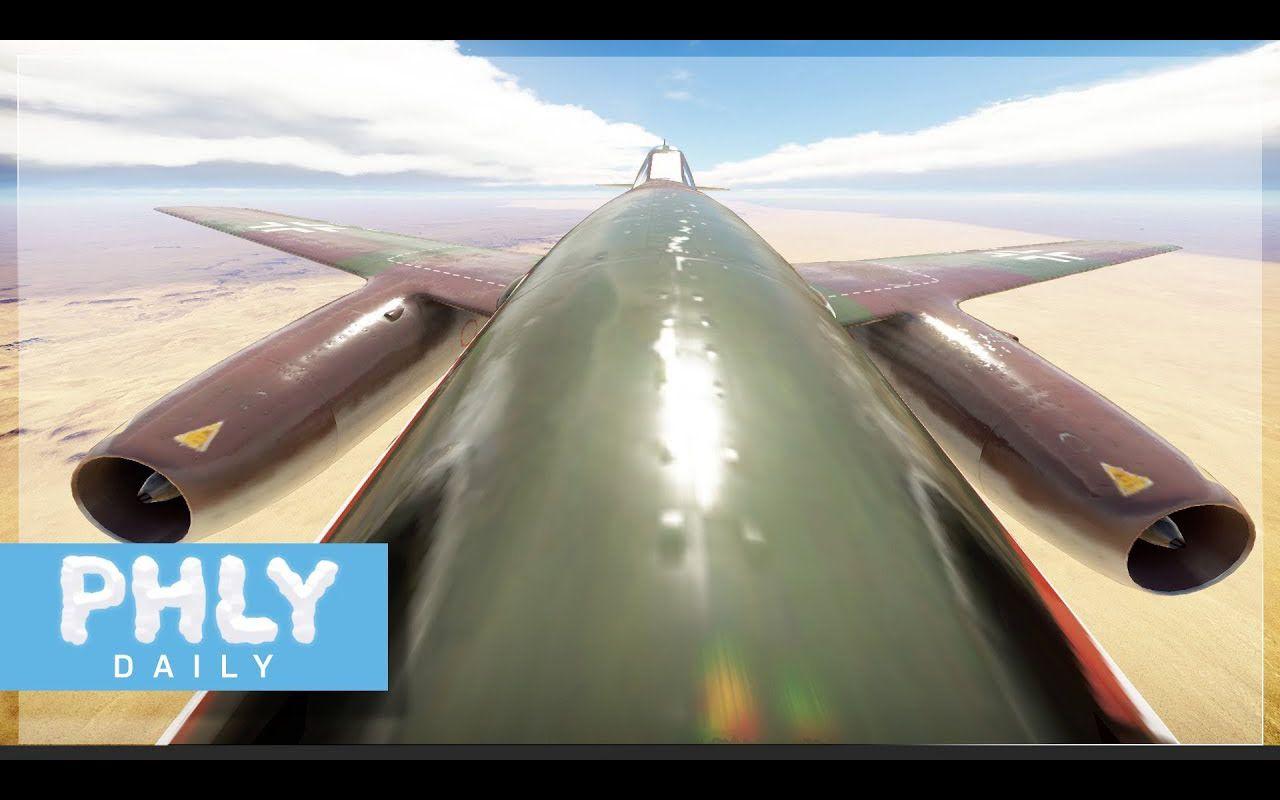 【PhlyDaily/搬运】战争雷霆_30mm机炮不火花之美|ME-262_空战历史【自动英文字幕】