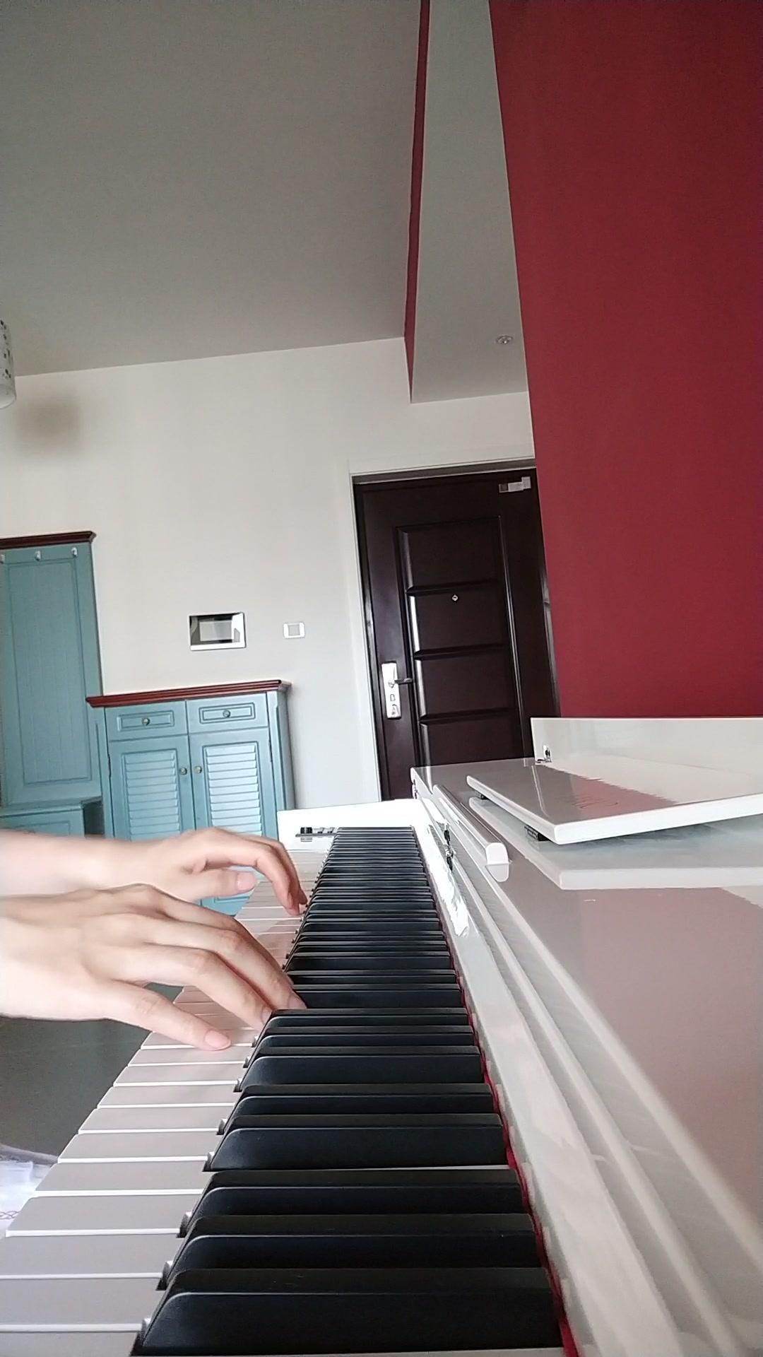 【钢琴演奏】《你的名字.》三叶主题曲(《君の名は.》图片