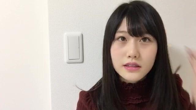 小田 彩加(HKT48 チームTⅡ) (2018年01月16日20時16分50秒) SHOWROOM