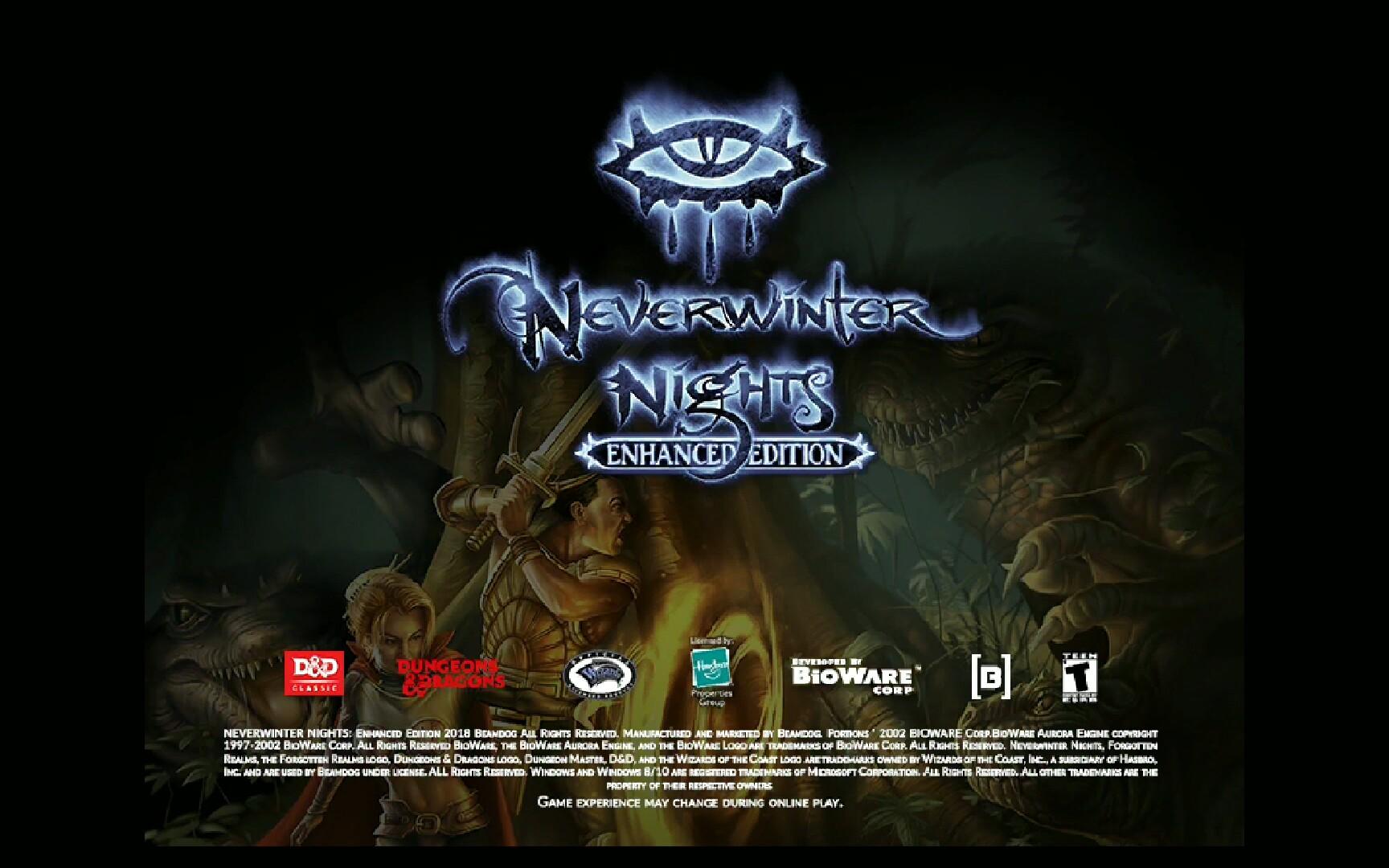 好消息!手机上也能玩上pc曾经的RPG神作《无冬之夜》