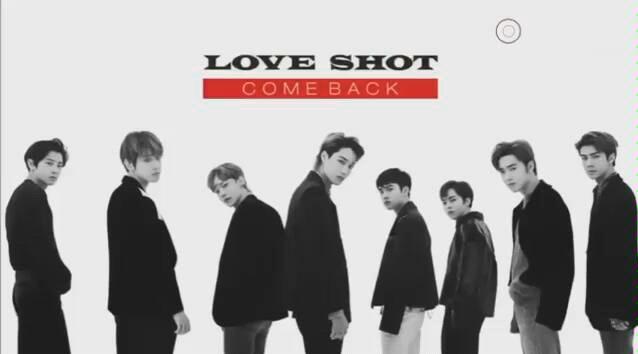 【exo】历代级的性感舞台,后续《love shot》最后一次打歌 人气歌谣