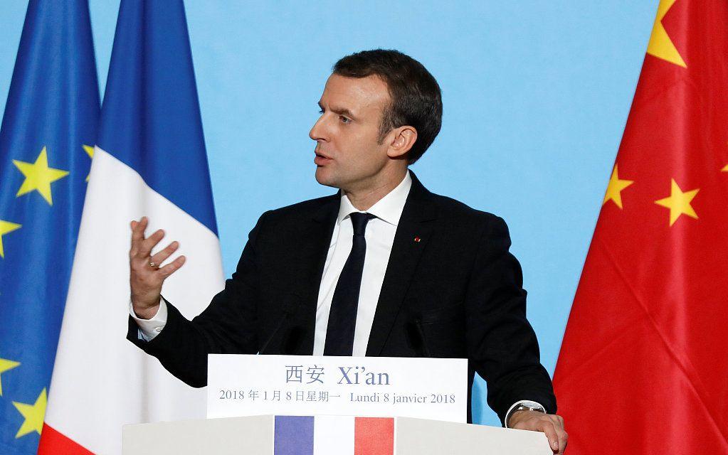 知道中文有多难吗?法国总统马克龙为了学会这句中文 也是很拼了!