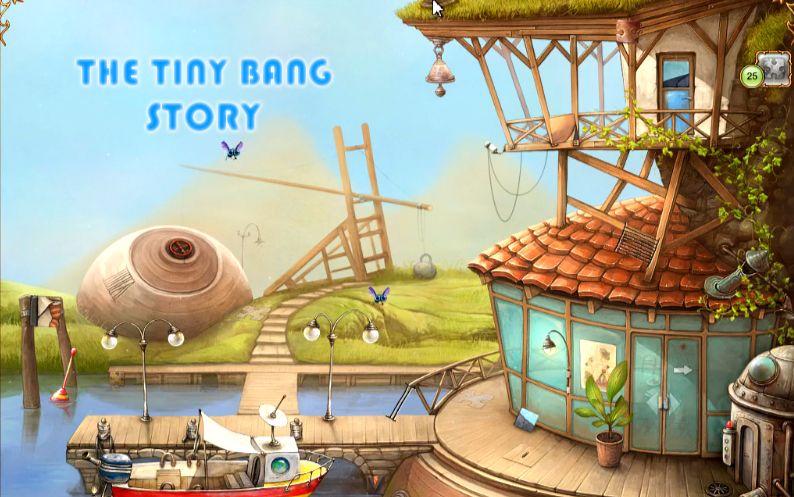 【兜兜喵】the tiny bang story 小小星球大碰撞 (一起来寻找吧~)