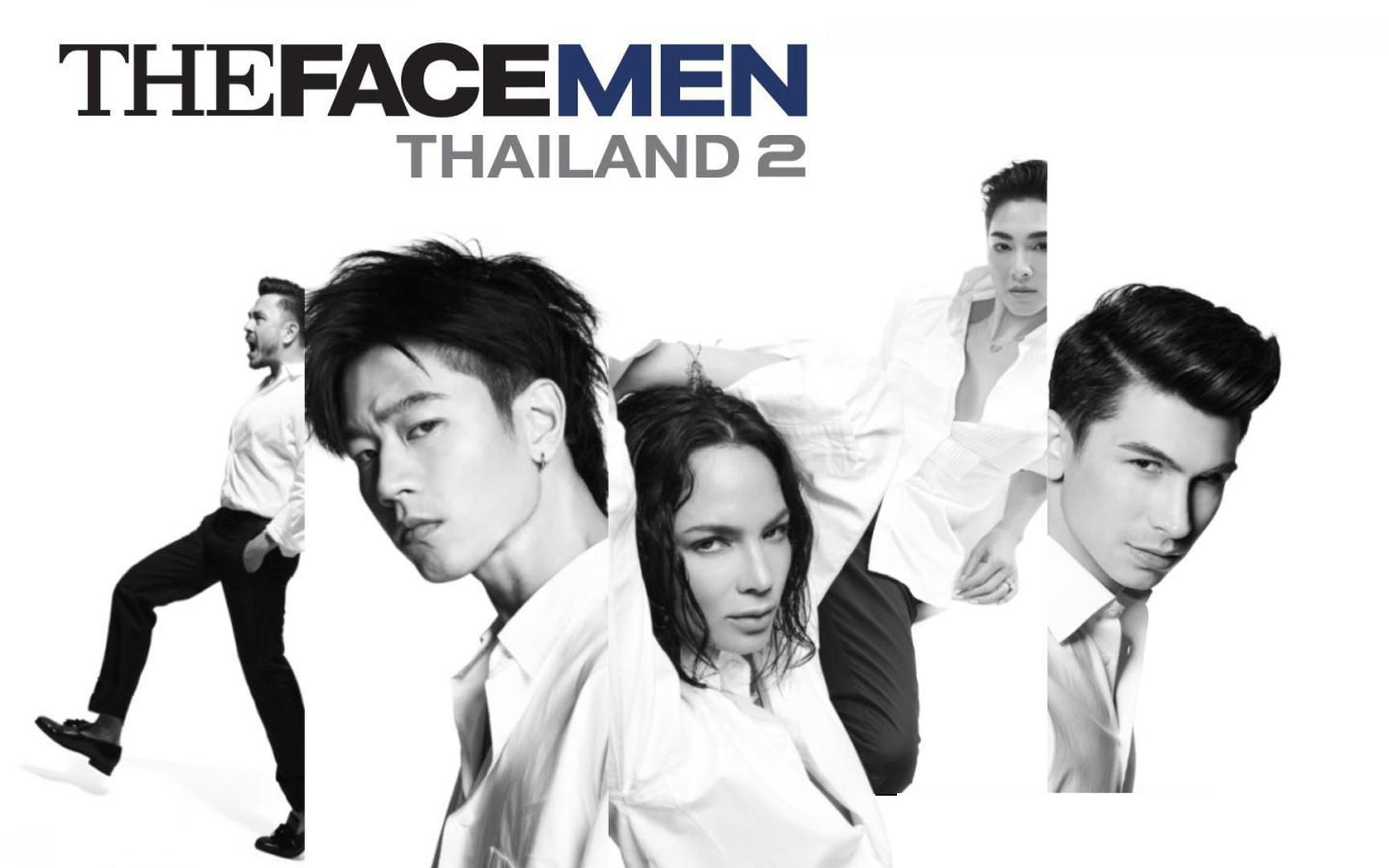 【泰国/综艺】The Face Men Thailand 2【生肉】10/26更1-3
