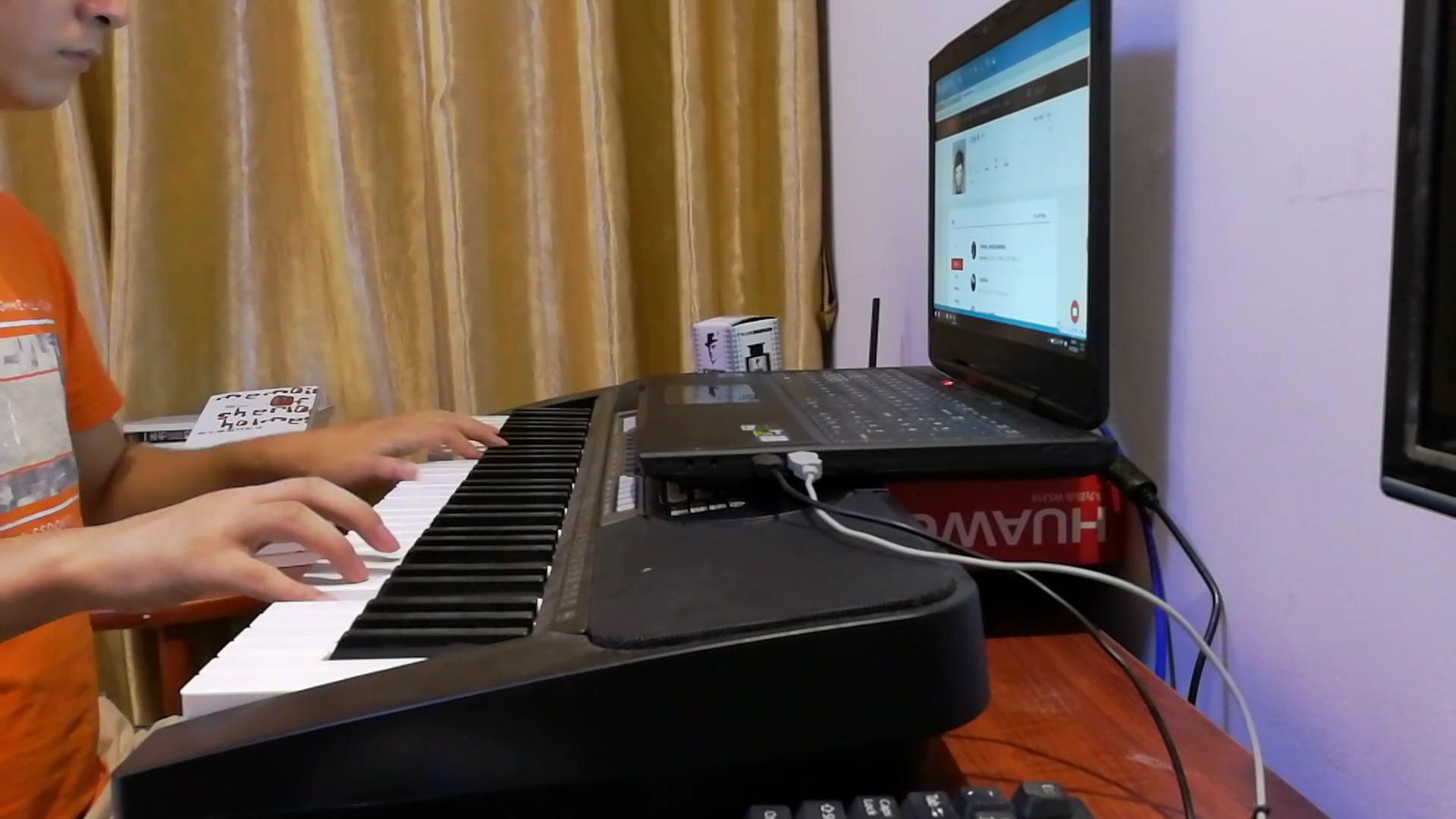记录自己--自学钢琴图片