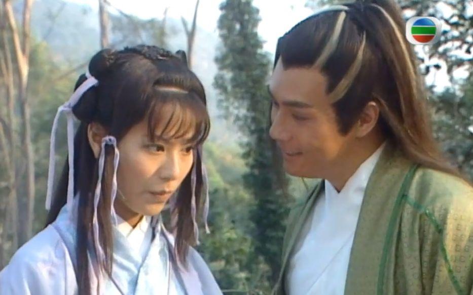 张兆辉和滕丽名除了在《倚天屠龙记》和《结分谎情式》合作过,他们还