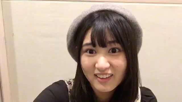 AKB48の明日(みょうにち)よろしく!AKB48 野澤玲奈 (2018年01月12日18時35分30秒) SHOWROOM