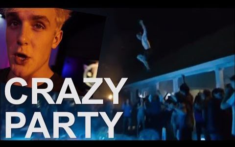 crazyparty_jake paul daily vlog 013 - crazy party