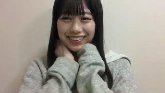 佐野 遥(STU48)推し募集chu(´꒳`)♡ (2018年01月11日23時02分41秒) SHOWROOM