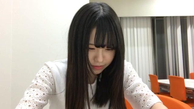 佐藤 佳穂(SKE48 チームE) (2018年01月12日21時17分40秒) SHOWROOM