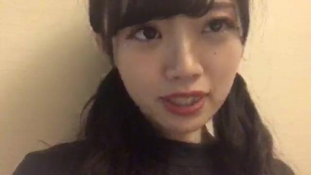 中井 りか(NGT48 チームNⅢ)すき?(。・ω・。)♡ (2018年01月14日22時30分46秒) SHOWROOM