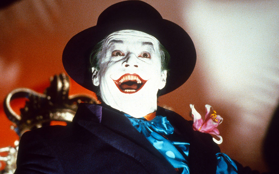 蝙蝠侠(1989)【迈克尔·基顿/杰克·尼科尔森】