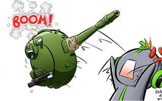 《折腾5号的坦克世界逗神实况》没有一个能打的!