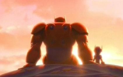 【超能陆战队】与你相遇真是太好了