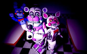 玩具熊的五夜后宫动画