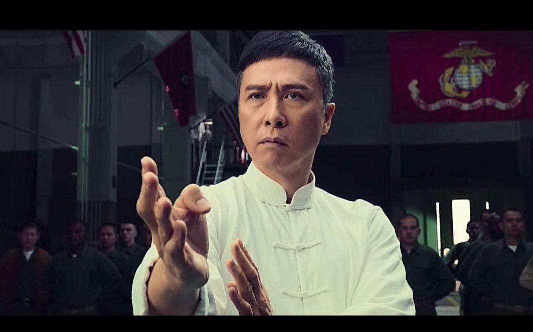 【预告片】《叶问4》预告厉害了! 甄子丹打进美国海军陆战队图片