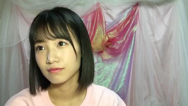 朝長 美桜(HKT48 チームKⅣ) (2018年01月03日15時25分14秒) SHOWROOM