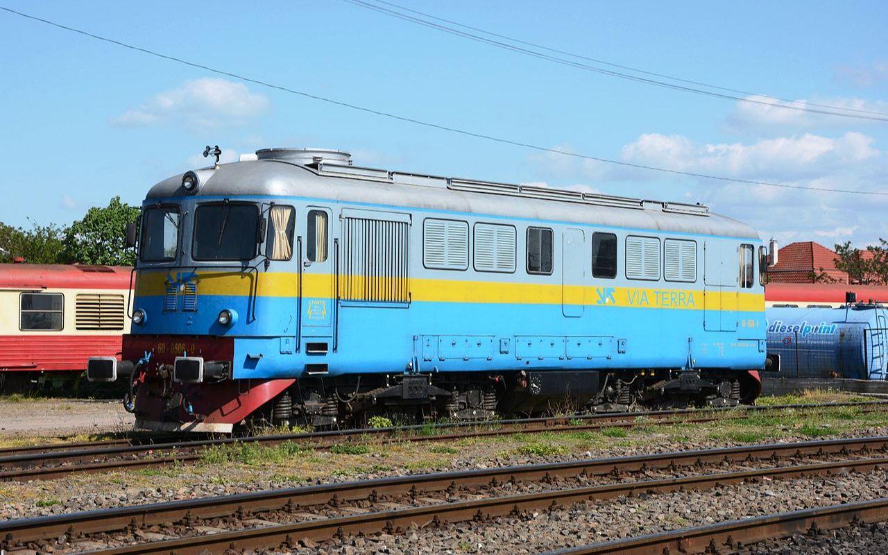中国铁路车���d_【搬运视频】【世界铁路】中国铁路nd2型内燃机车的原型——罗马尼亚
