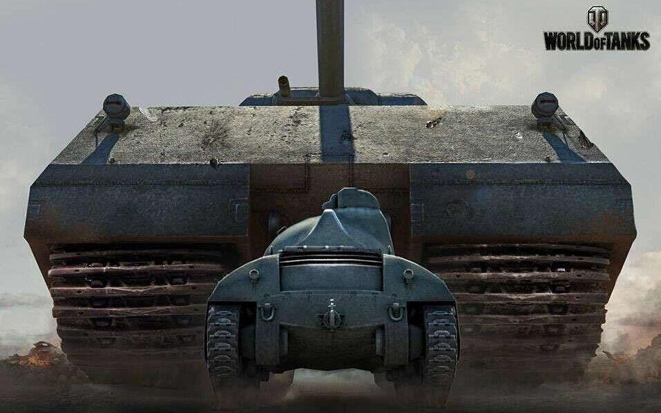 鼠式坦克高清壁纸_最好是长一点的战斗 amx 40超重坦克曾经一炮轰炸八号坦克鼠式的弹药
