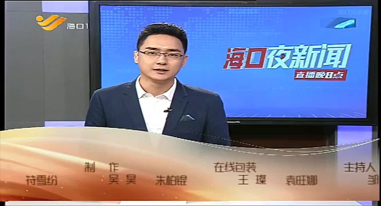 【新闻片头】海南海口1台《湛江新闻联播》片头/片尾(2018.11.10)