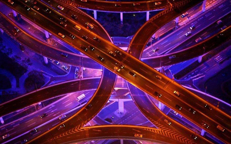 【我的国114】重庆立交桥是8D的?高德地图:让我哭一会吧,绕懵了_趣味科普人文_科技_bilibili_哔哩哔哩