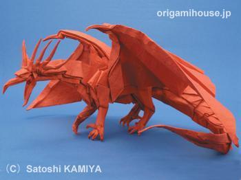 折纸艺术~神之手,100%一张纸的艺术,神谷哲史