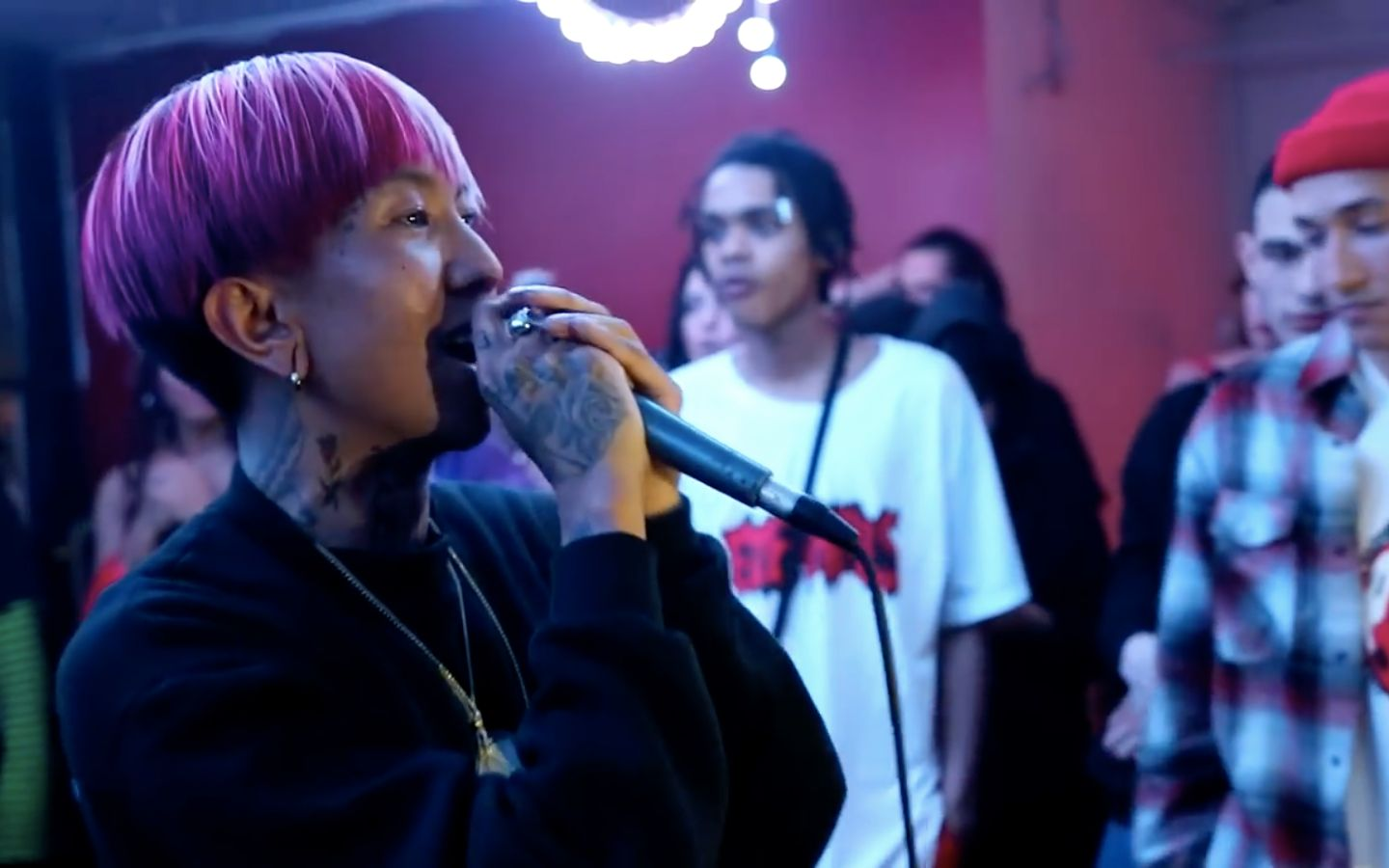 【Cold Hart】Live in LA, 4/26/18 HamOnEverything show