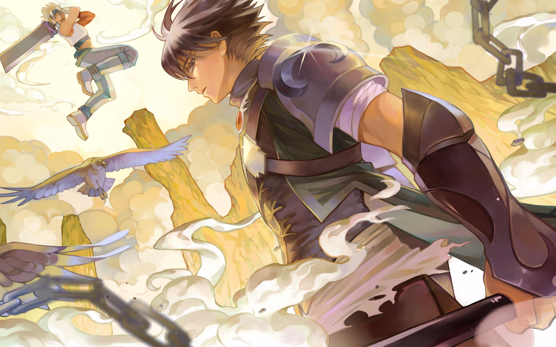 【dnf/卢卡斯·羿】一杆魔枪,心怀不惧,方能翱翔于天际