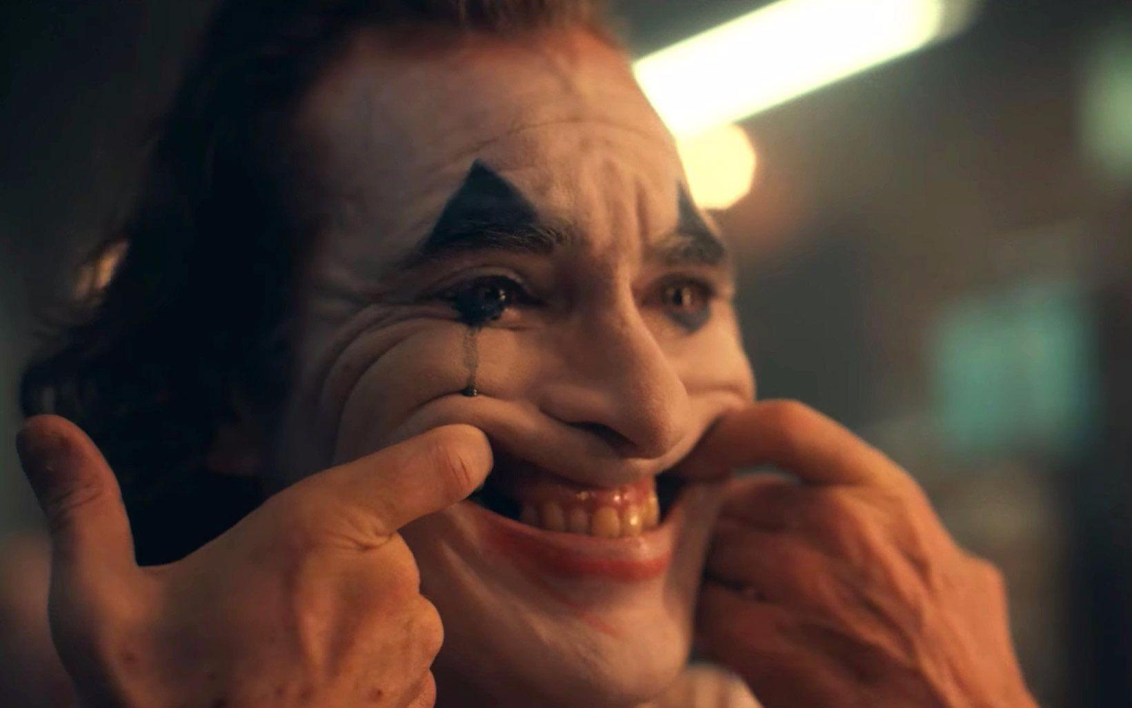He just wanted to work with Robert De Niro, who is also in Joker.