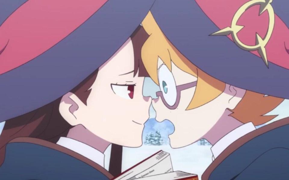 【1月】小魔女学园 16【独家正版】