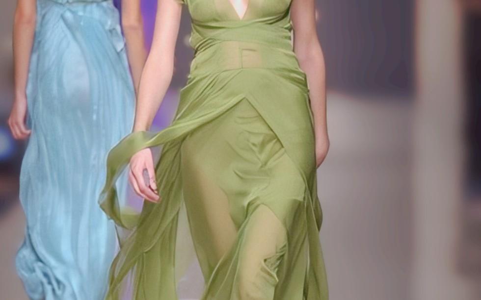 传说中的裙摆神撩手·你撩的不是裙摆而是我的心啊:尤金女皇长裙篇第三弹Eugenia Volodina