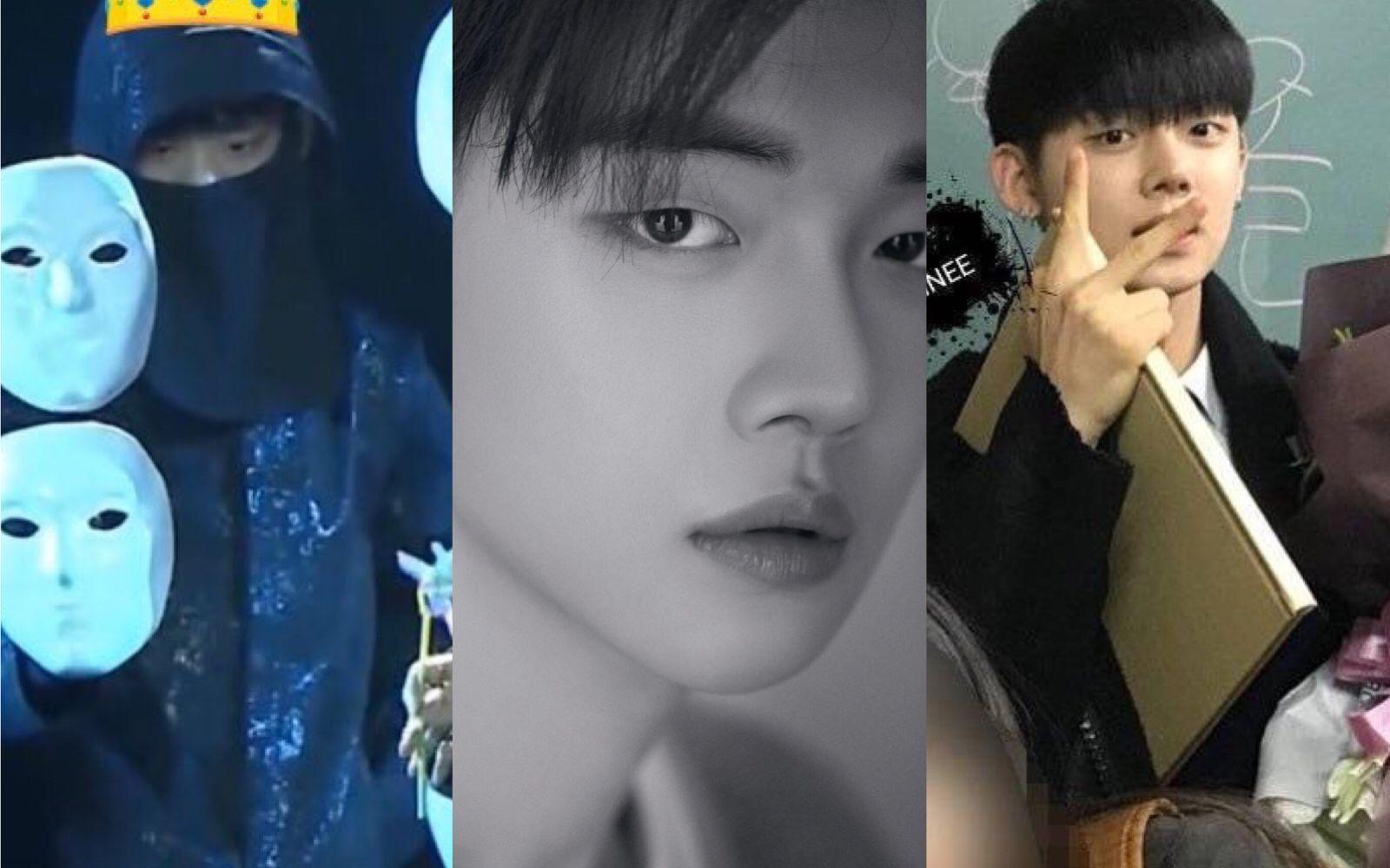 BTS师弟团TXT来了,YEONJUN为金泰亨伴舞过,iKON的《Love Scenario》也cover过