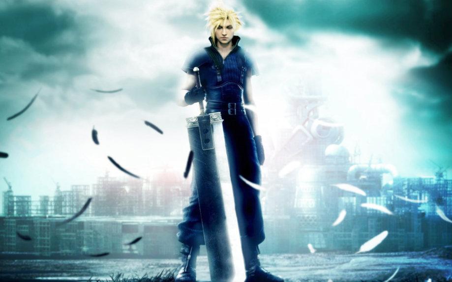 最终幻想7圣子降临_【最终幻想7圣子降临】燃向剪辑