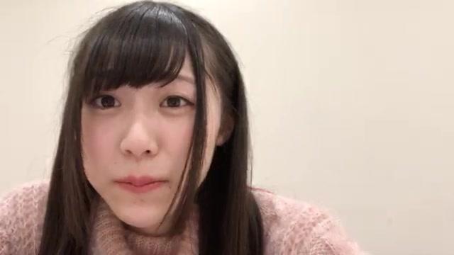 野々垣 美希(SKE48 研究生) (2018年01月12日21時44分00秒) SHOWROOM