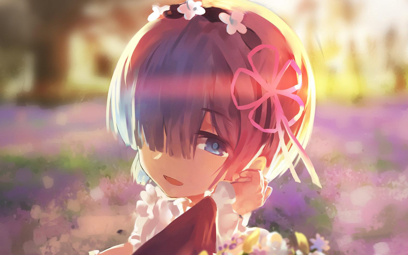 【Re:从零开始的异世界生活】18 插入歌「Wishing」/ 雷姆 (CV:水濑祈)