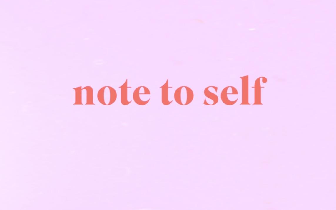 note to self connor franta pdf