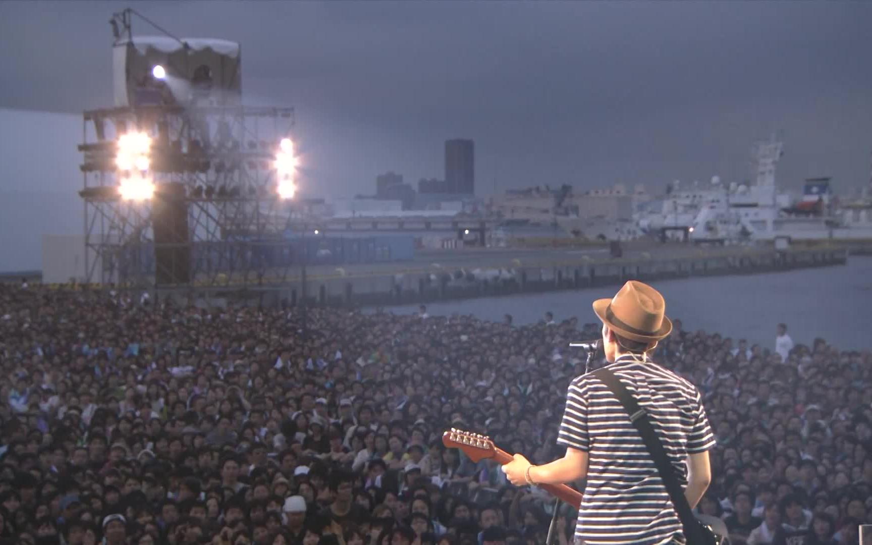Spitz『スピッツ 横浜日落2013 -剧场版-』