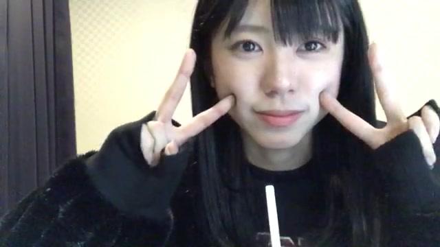大西 桃香(AKB48 チーム8) (2018年01月13日21時44分31秒) SHOWROOM
