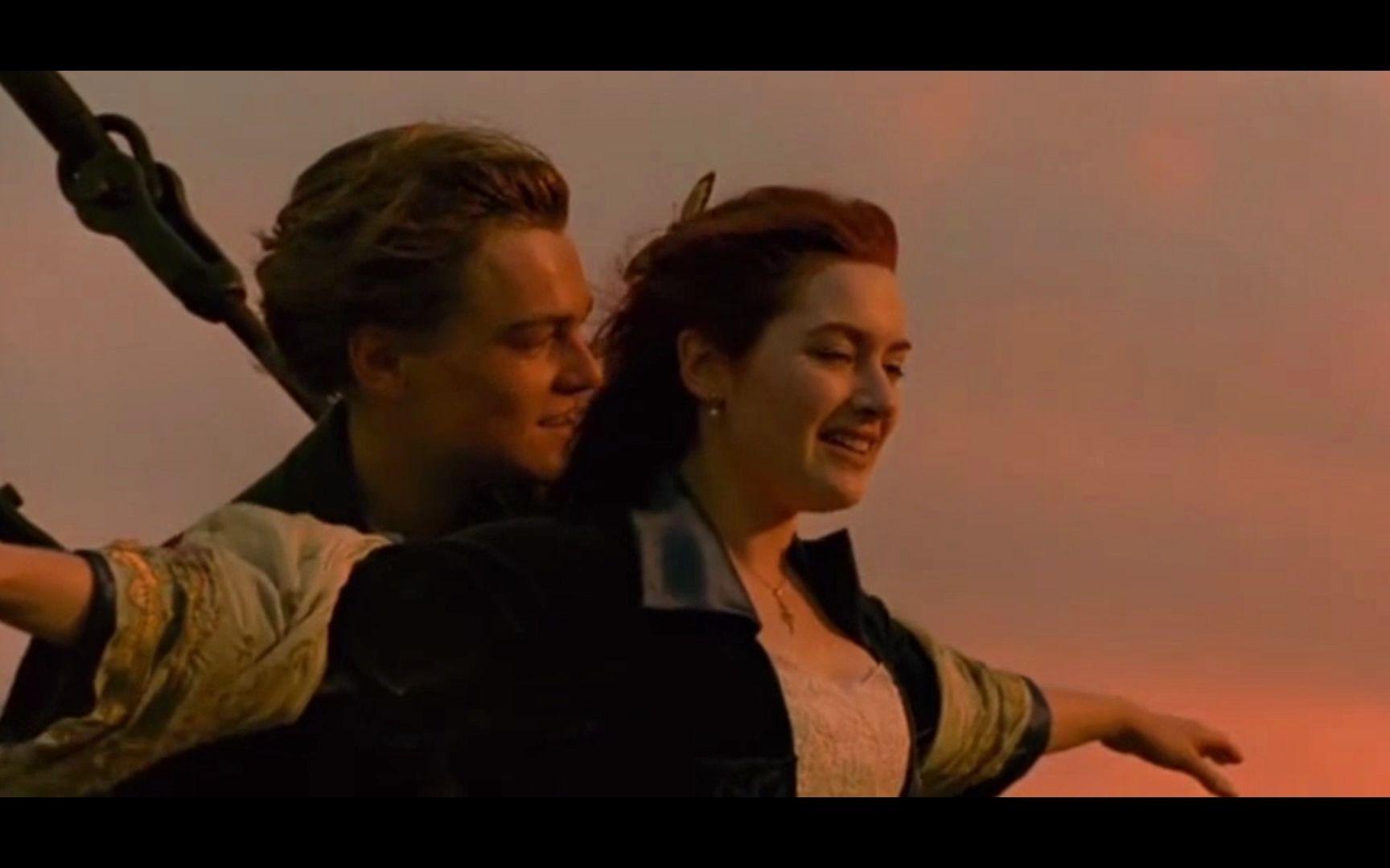 电影泰坦尼克号的几个细节与小故事 24周年纪念 永远的卡梅隆 永远的凯特 永远的Leo!