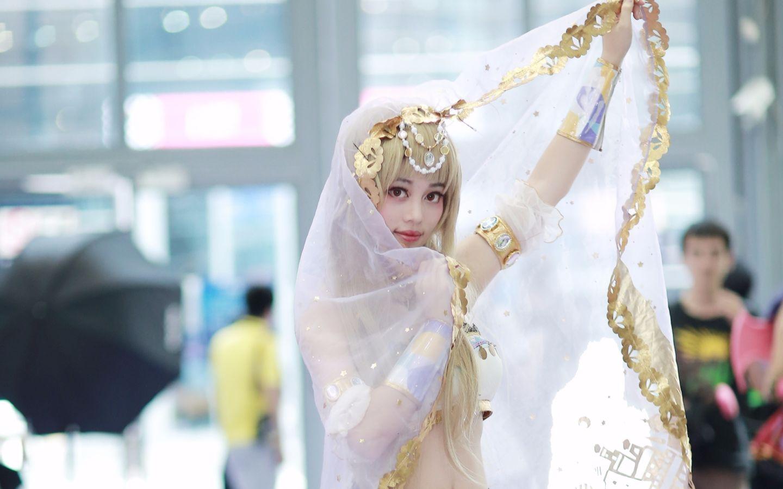【凛曦月】舞娘鸟的桃源恋歌-献上这句我爱你