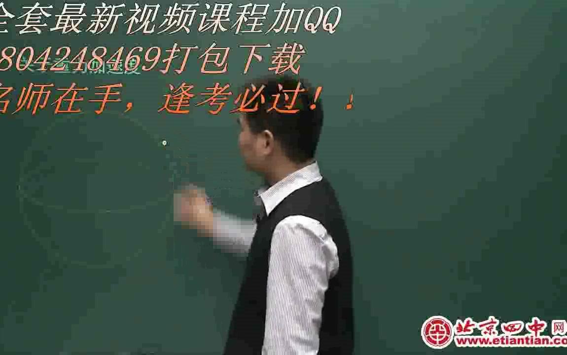高考物理 01高考总复习 备考必看 视频1力、重力、弹力、摩擦力