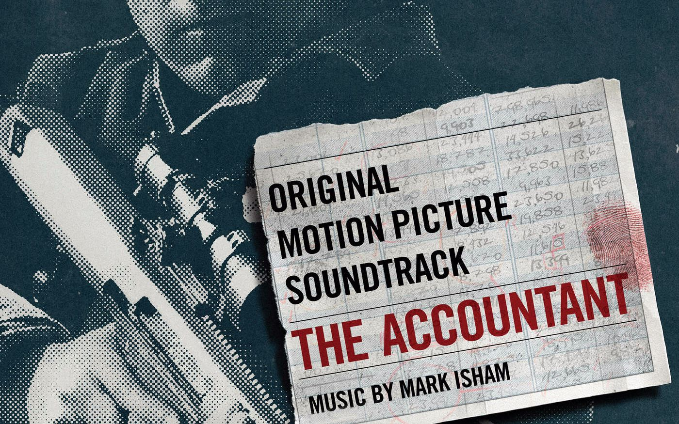 会计刺客 OST Mark Isham - The Accountant(17)