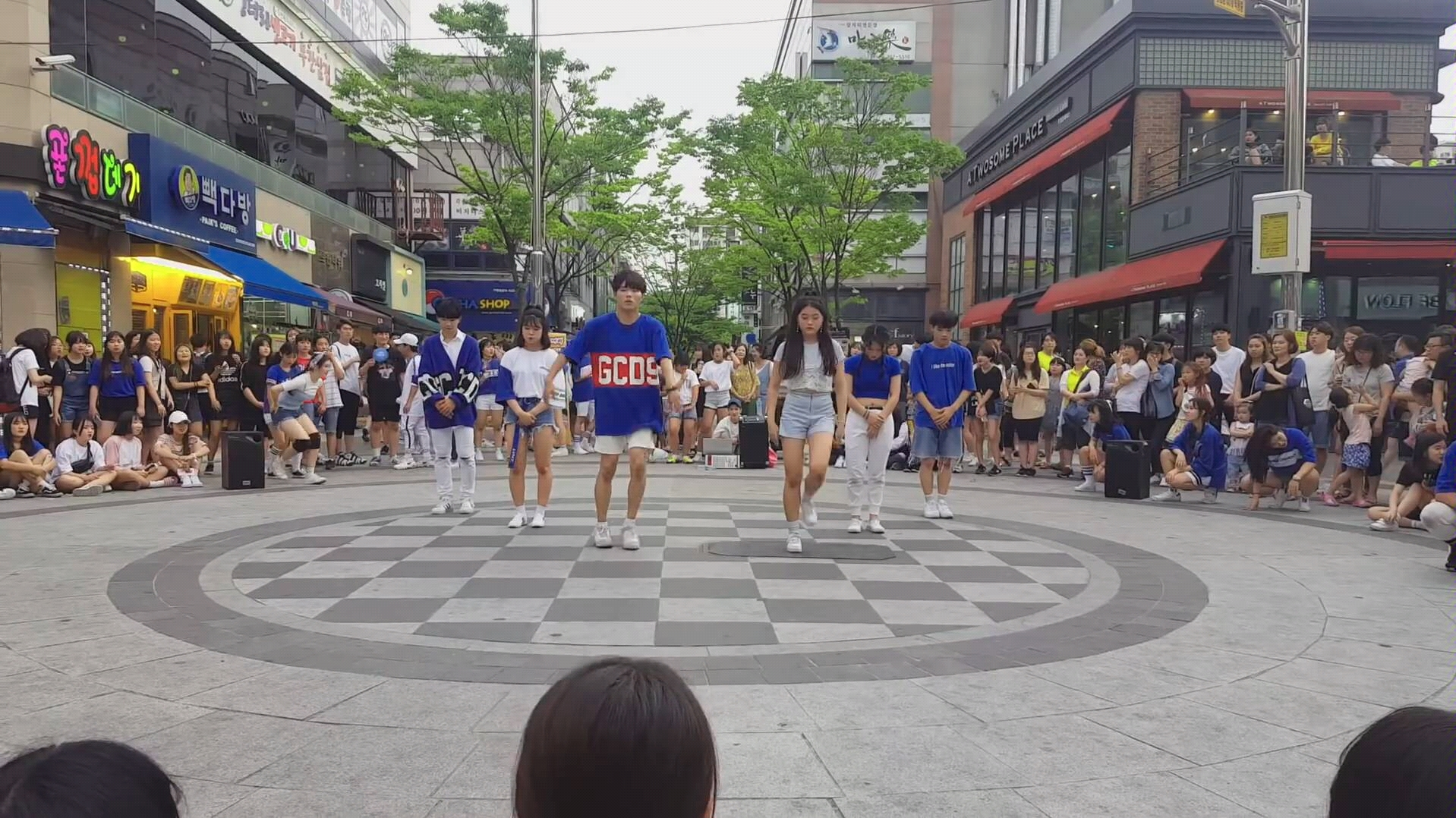 【KPOP IN PUBLIC】PSY-New face  Dance Cover by G.N.B DANCE STUDIO