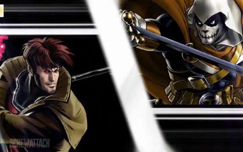 牌皇VS模仿大师(X-Men VS Marvel) | DBX
