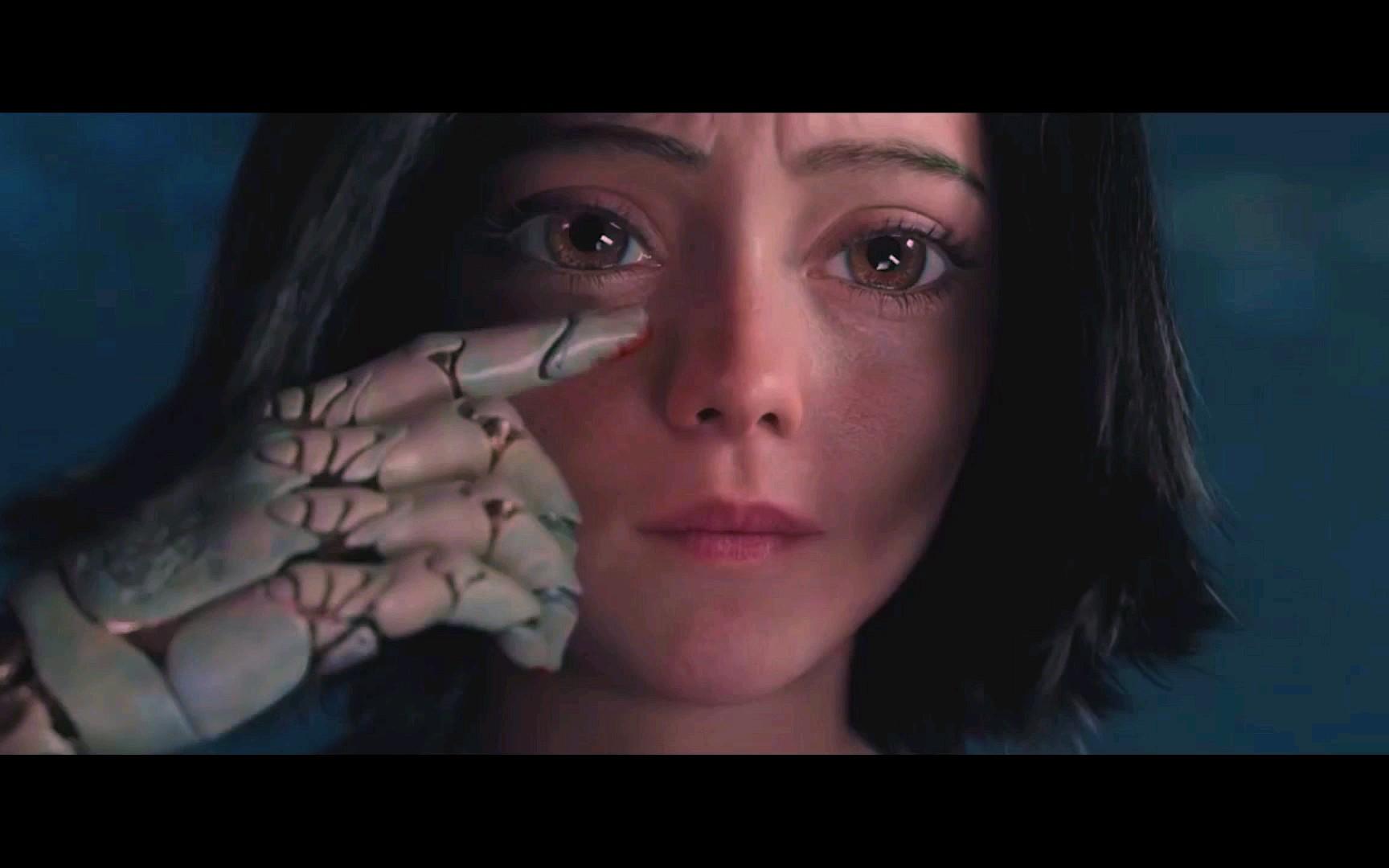 非常好看的电影《阿丽塔》超酷炫镜头!图片