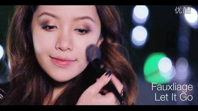 【Michelle Phan】破碎之城的妆容_高清