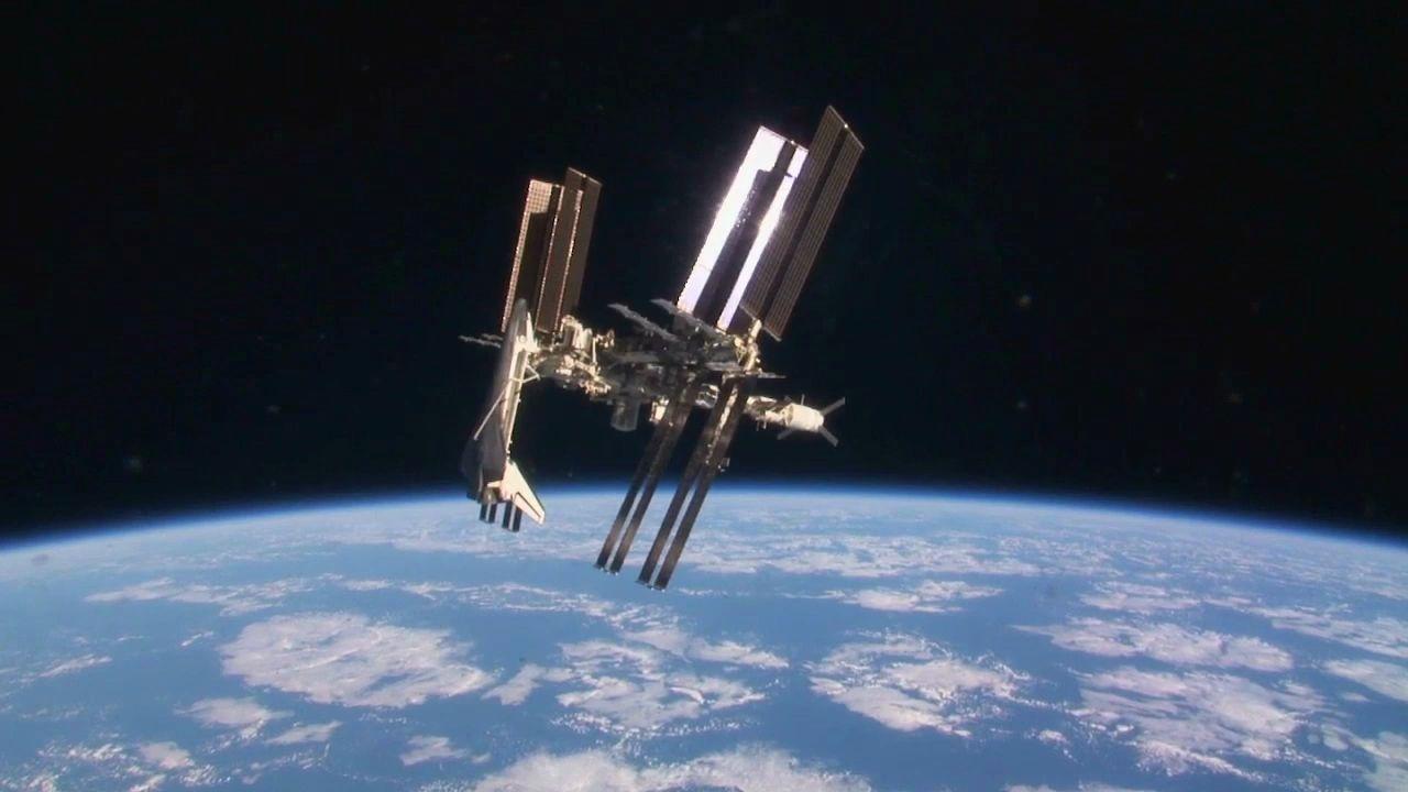01:40           2020年波音公司发射太空飞机,太空飞机与航天飞机有