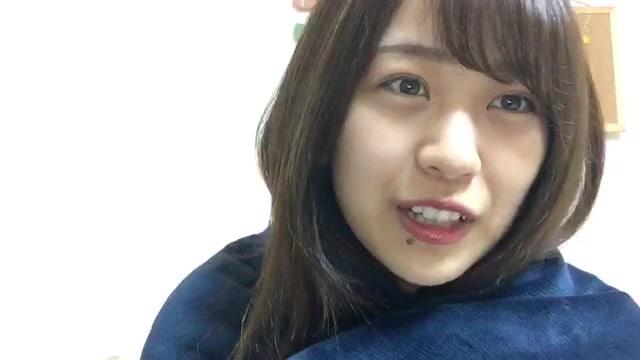 篠崎 彩奈(AKB48 チームK) (2018年01月03日21時47分20秒) SHOWROOM